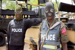 Police Search in Nigeria: What to do if faced with